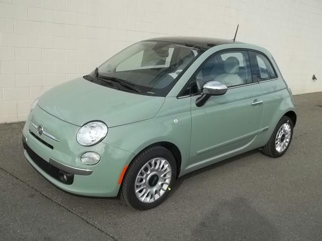 Light Green Fiat 500 Maybe Some Day Fiat 500 Fiat Dream Cars