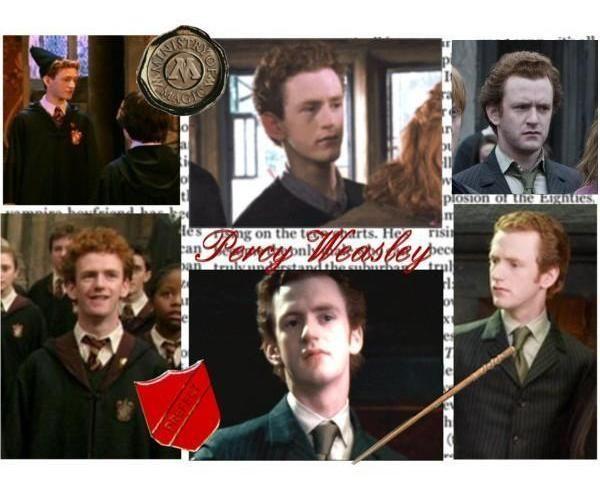 Harry Potter World On Twitter Percy Weasley Harry Potter Love Harry Potter Fantastic Beasts