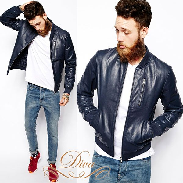 Images of Men Bomber Jackets - Reikian