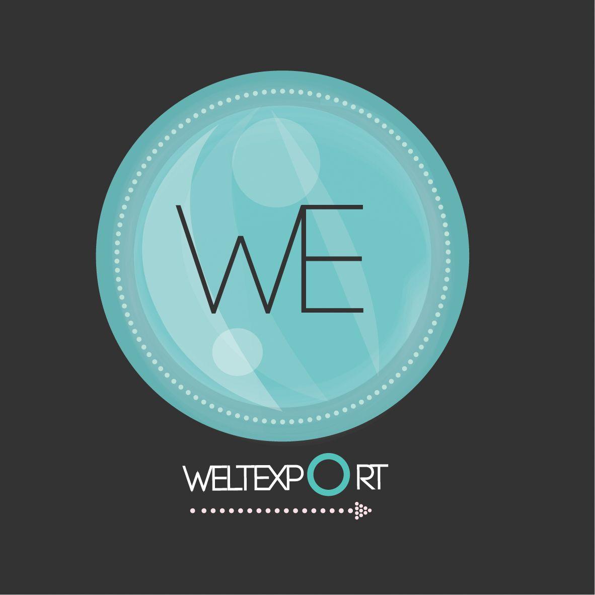 Logotipo corporativo para la empresa Escamexport. La inspiración es una burbuja de jabón que integre principios de movimiento y anti estático como misión de la empresa.