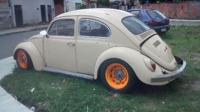 Vw - Volkswagen Fusca 67 barato patrão tá maluco