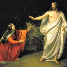 """Saint Mary Magdalene Gets  a Feast-Day Upgrade, National Catholic Register - """"Pope Francis decreed that the 'Apostle to the Apostles' July 22 day will be a 'feast day' instead of a 'memorial.' ....The reason, according to Archbishop Arthur Roche, is that she 'has the honor to be the first witness of the Lord's resurrection.' """""""