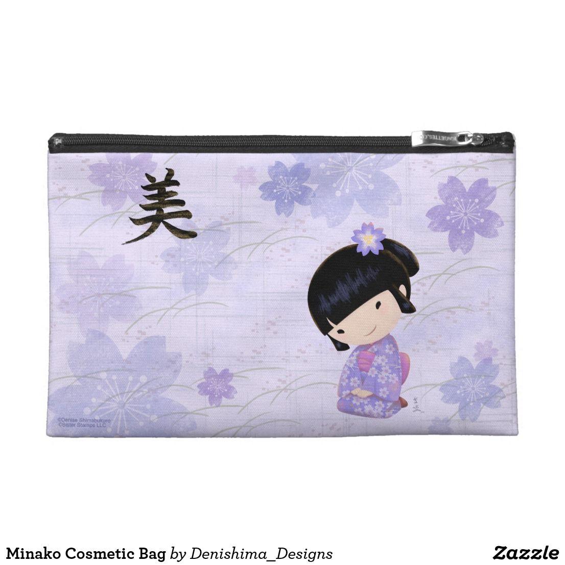 Minako Cosmetic Bag Travel accessories bags