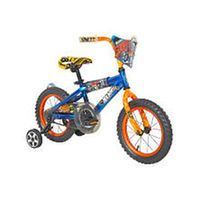Boys 14 Inch Dynacraft Hot Wheels Turbospoke Bike Hot Wheels