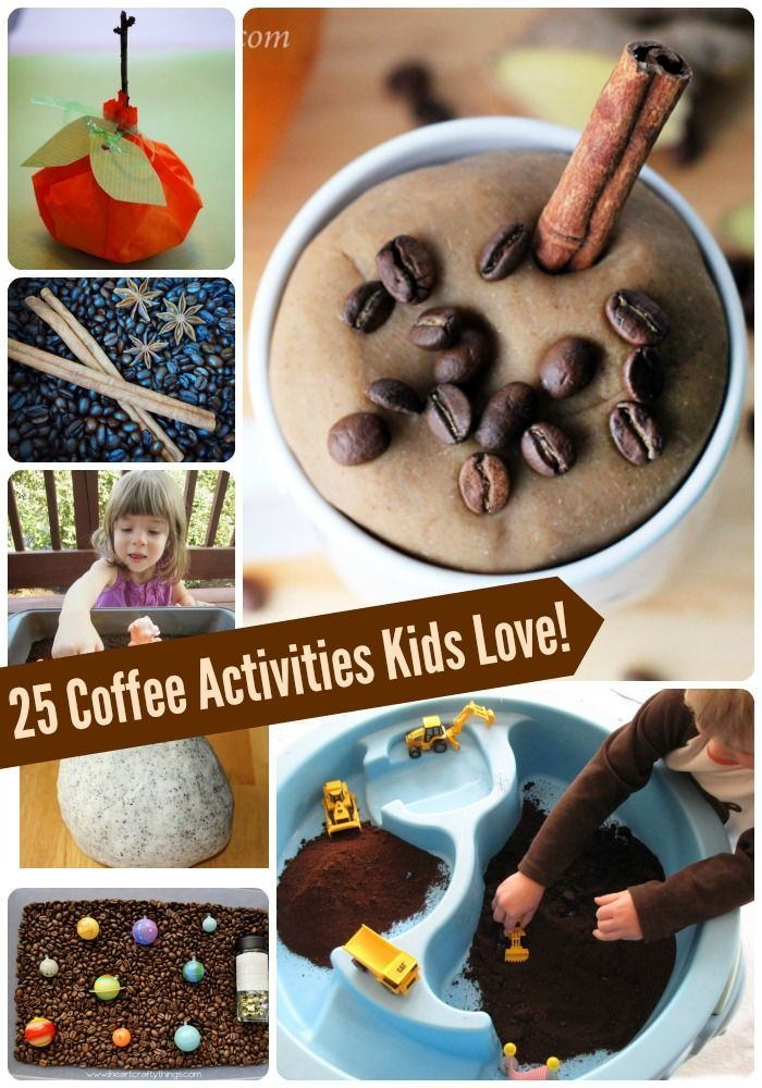 25 Fun Ways to Have the Kids Join You for Coffee
