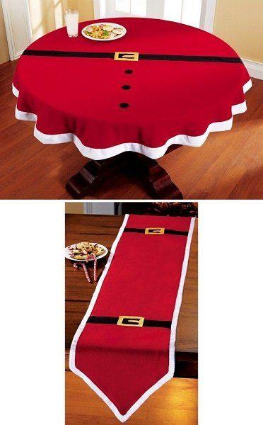 20 Increíbles y creativas ideas para decorar tu mesa en la cena de Navidad
