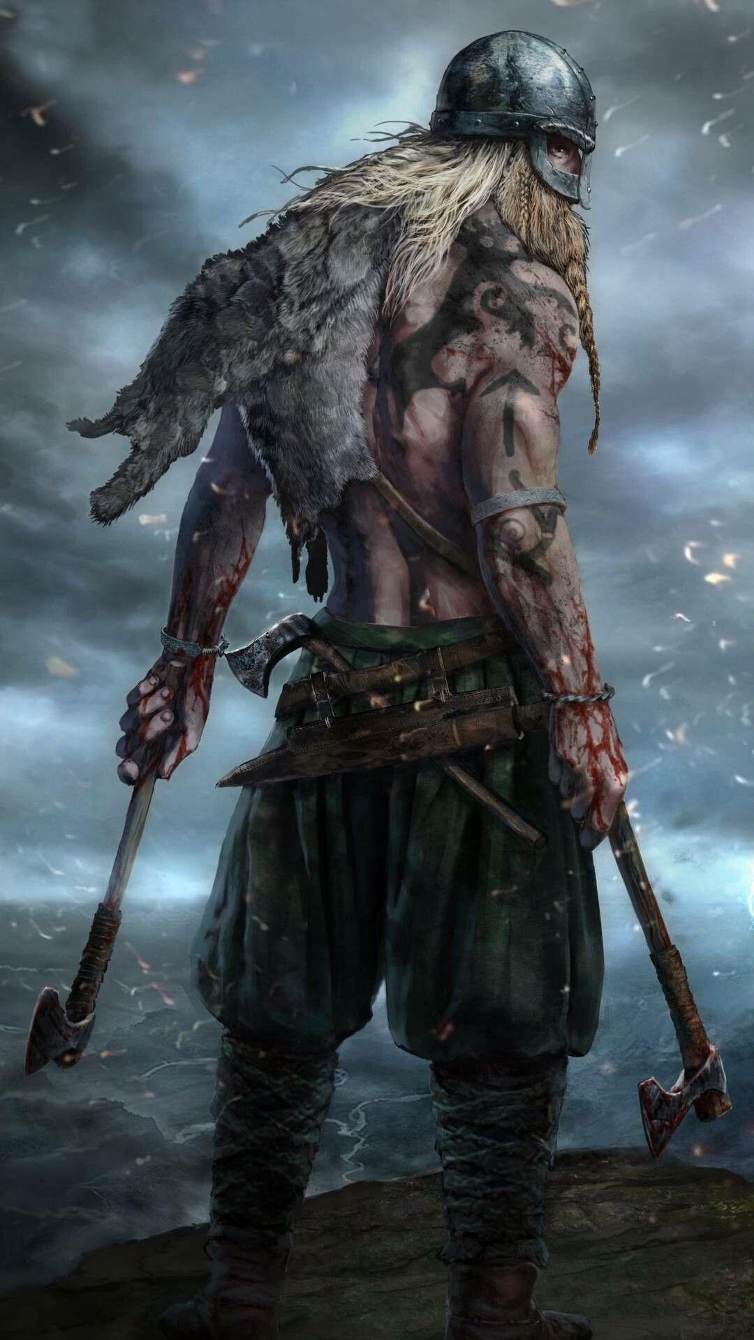 Vikings Berserker