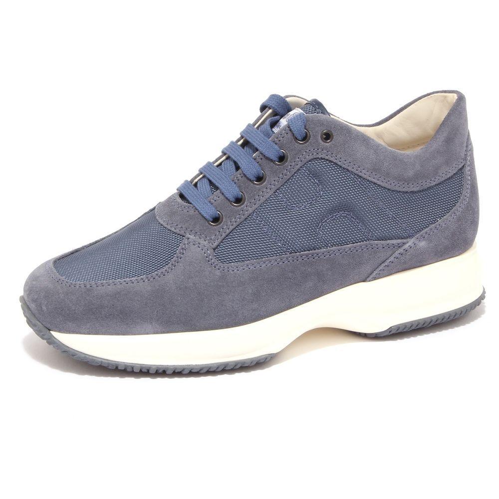 eBay  Sponsored 6594Q sneaker uomo light blu HOGAN INTERACTIVE scarpe uomo  shoe man Men s Shoes 8e7ba90278f