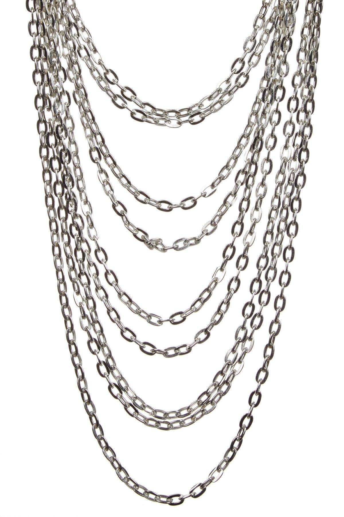 Samantha Drape Necklace
