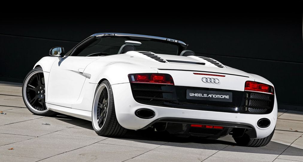 audi r8 v10 spyder tuning felgen my life pinterest. Black Bedroom Furniture Sets. Home Design Ideas
