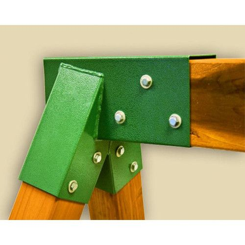 Easy 1-2-3 A Frame Bracket