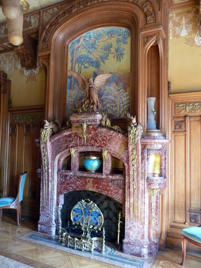 Explore Antique Fireplace Mantels Fireplace Art and