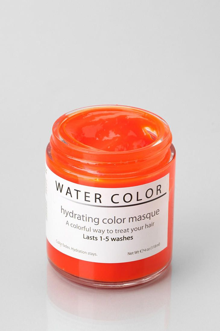 Water Color Hydrating Hair Color Mask Hydrate Hair Hair Color Hair