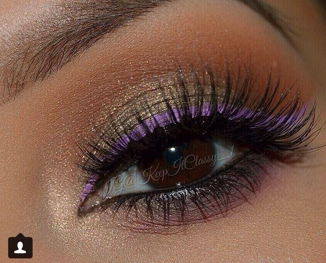 Simple Beautiful Eye Makeup Beautiful Makeup Pinterest