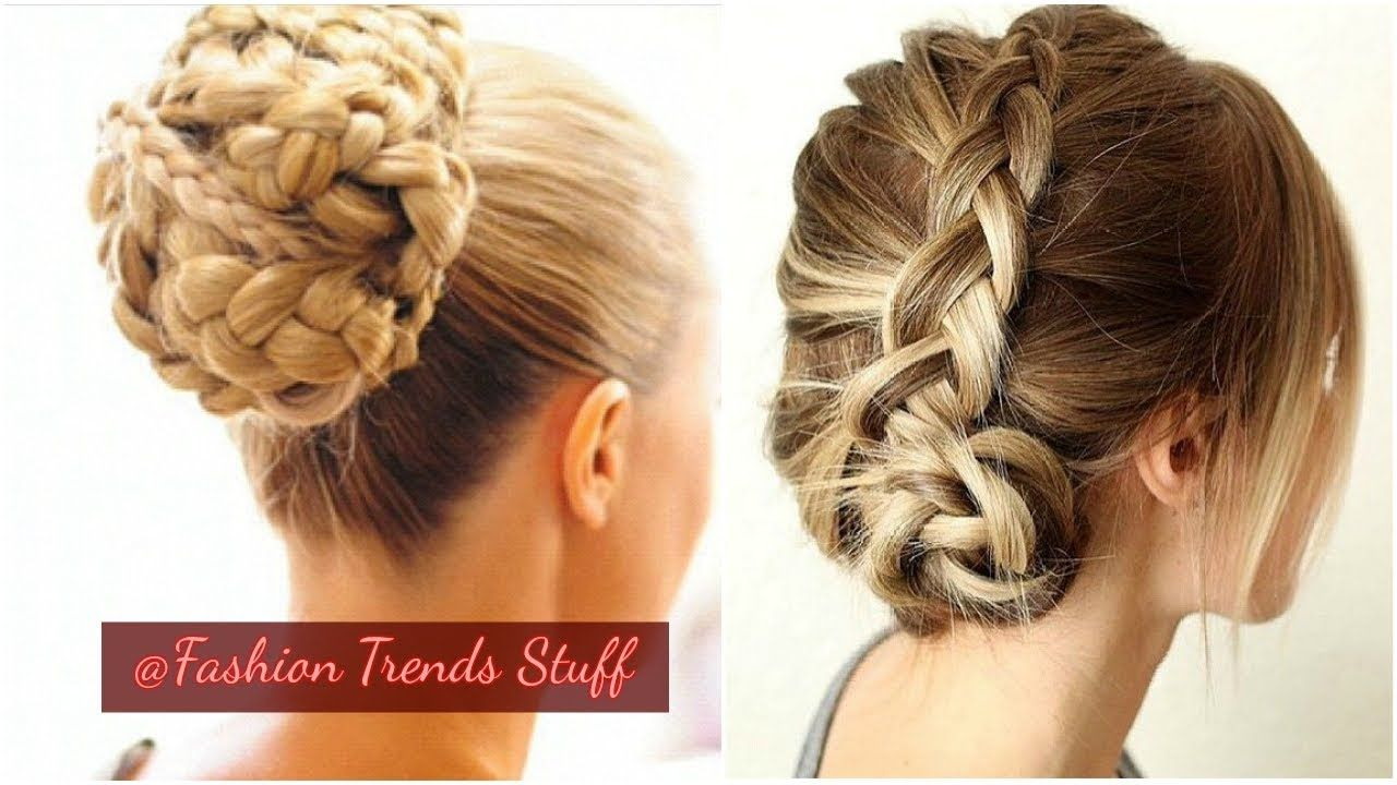 Beautiful hairstyle for girls compilation | Fashion Trends Stuff | Beautiful hairstyle for girl ...