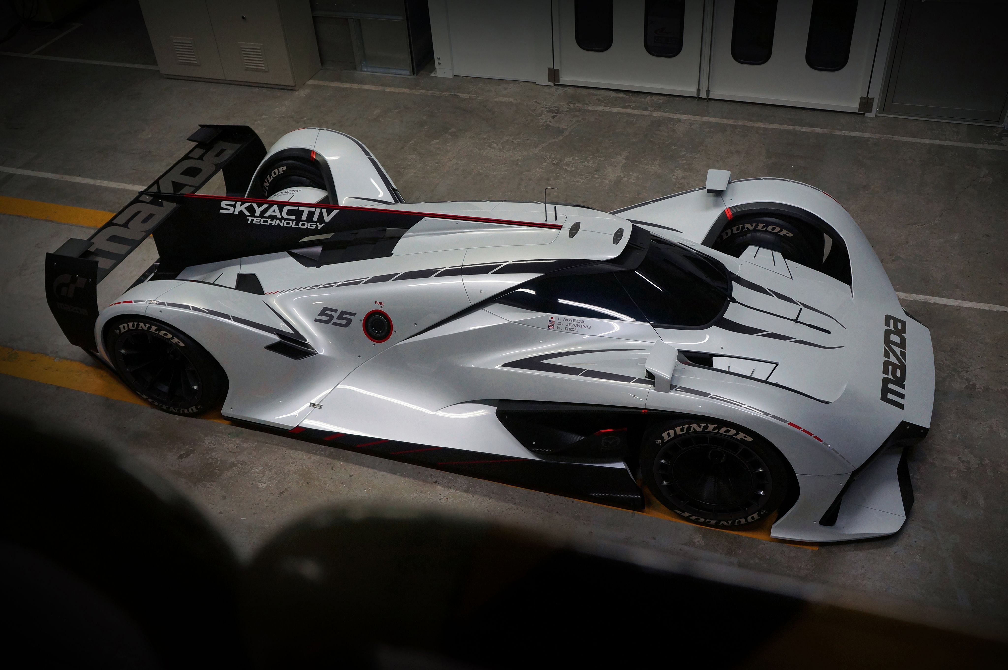 My Fav Gt Vision Car