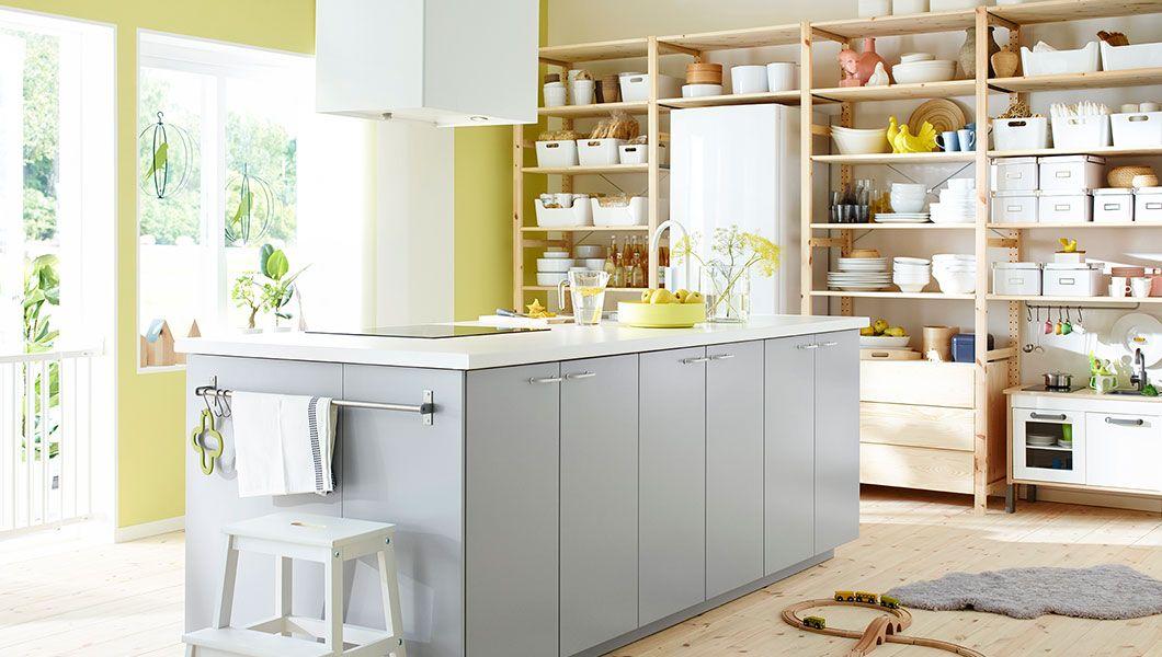 tolle metod k che mit veddinge front in der di immer im mittelpunkt stehst ikea inspirationen. Black Bedroom Furniture Sets. Home Design Ideas