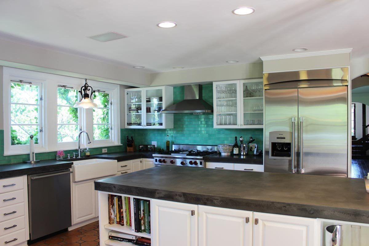Kristina & Tyler\'s Whitley Heights Home | Cabana ideas, Spanish ...