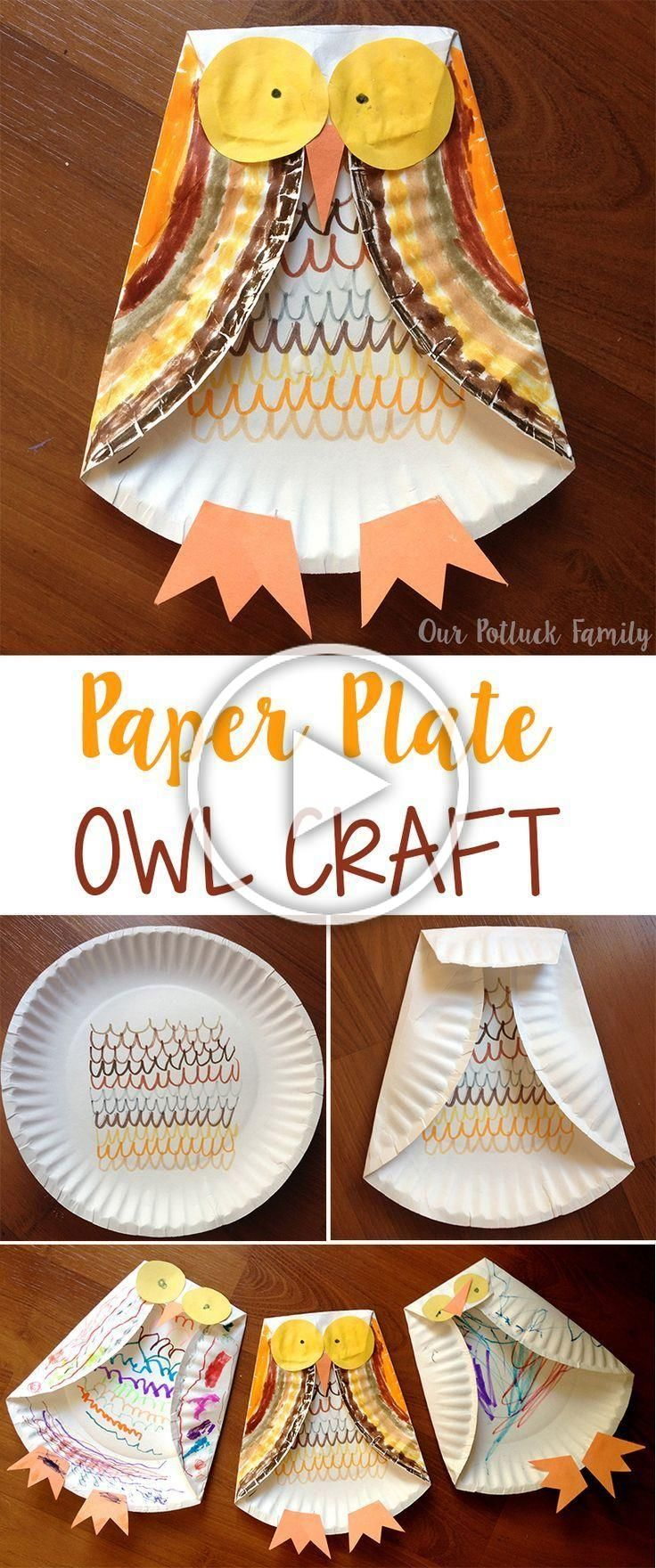 15++ Fun crafts to do with paper info