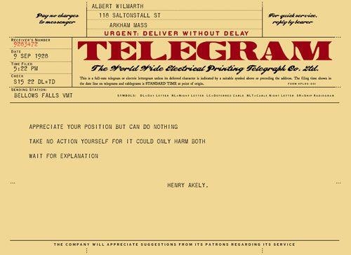 Telegram fontastic pinterest historical society telegram stopboris Gallery