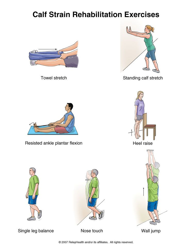 20++ How to stretch out calf muscles inspirations