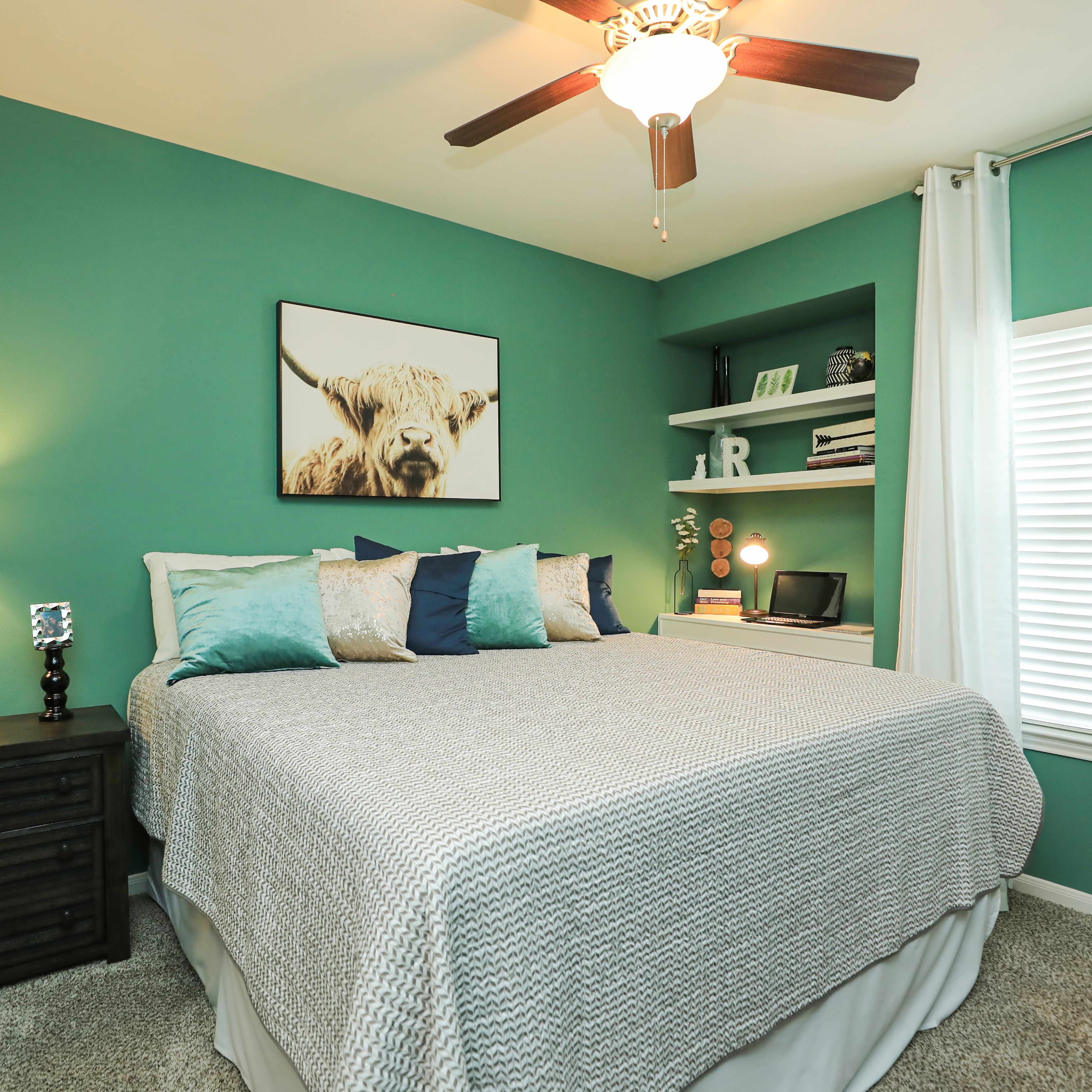 With five different 1, 2 and 3 bedroom styles, we're