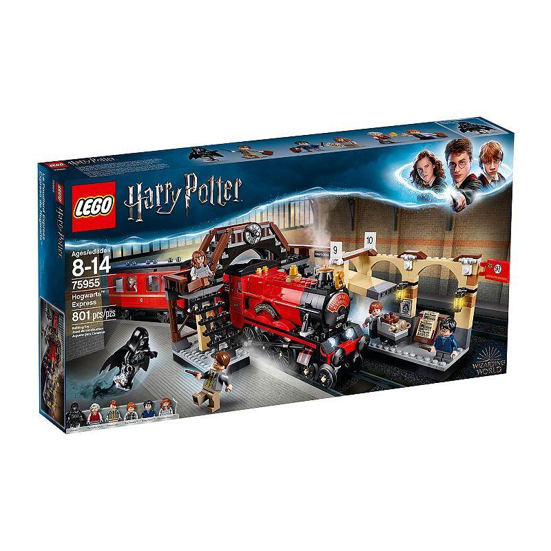 Lego Harry Potter Hogwarts Express 75955 Lego Hogwarts