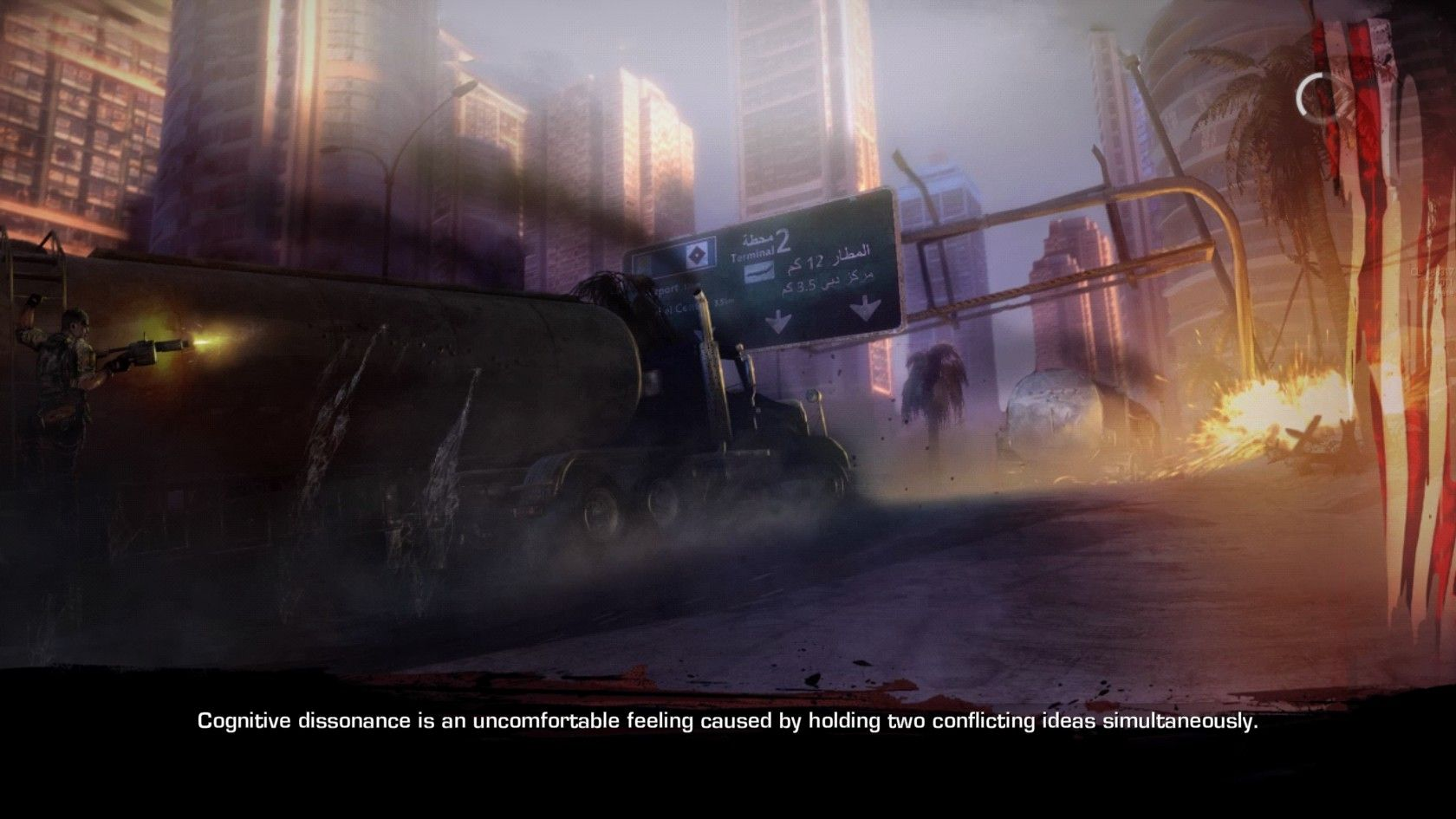 These Loading Screens From Spec Ops The Line Are Chilling