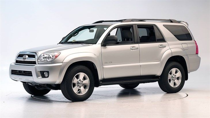 2007 Toyota 4runner Factory Repair Manual Sellfy Rhpinterest: 2007 Toyota 4runner Wiring Diagram At Cicentre.net