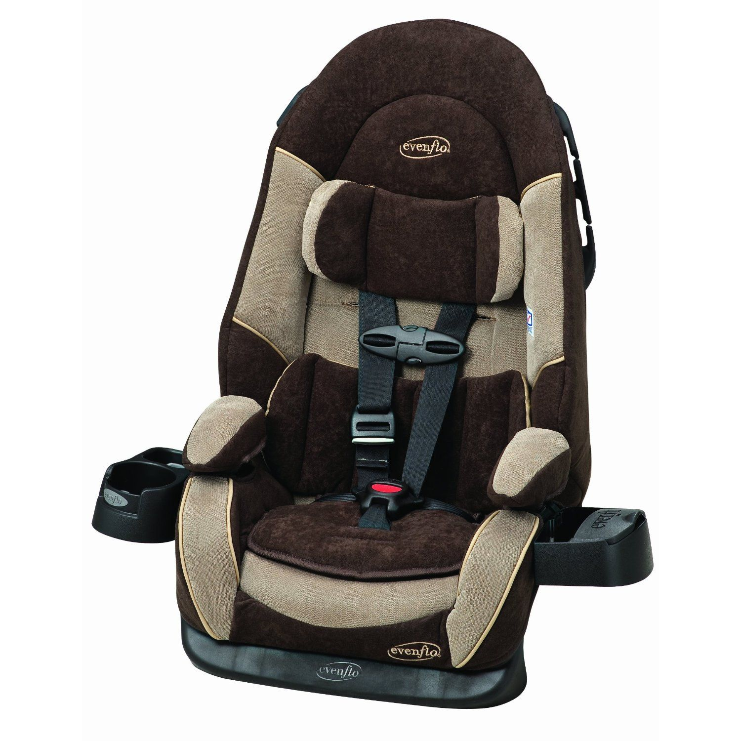 Child Safety Booster Car Seats. Evenflo Chase DLX Harness