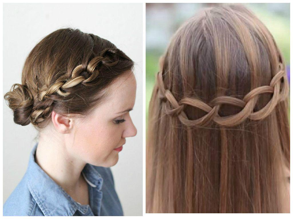 2 bonitos peinados cadena paso a paso bonitos peinados - Peinados faciles y rapidos paso a paso ...