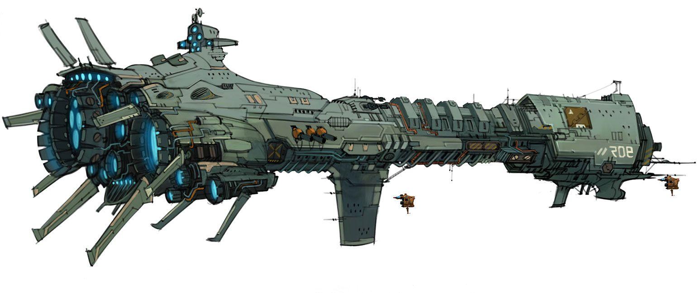 Great Ark Ship The Behemoth