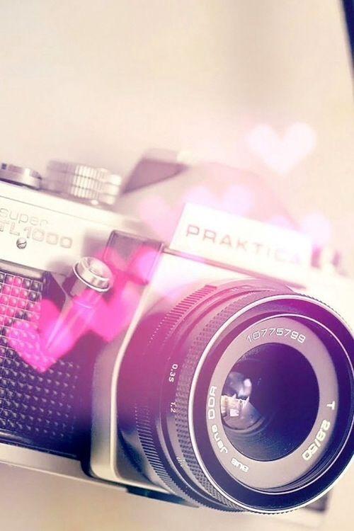 vintage, wallie, wallpaper, cute, camera   Vintage ...