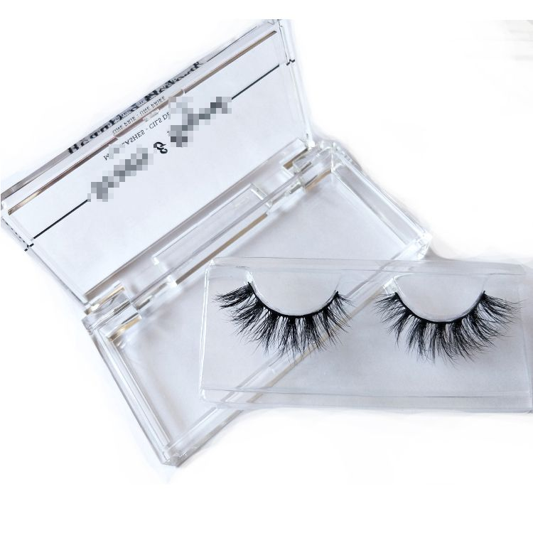 59471d91174 Luxury volume mink 3d super lash with private label arcylic box wholesale  ED136