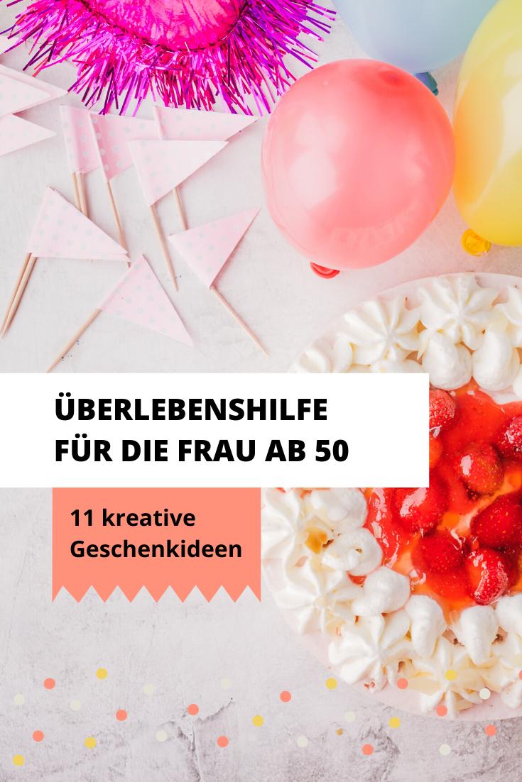 Für frauen geburtstag überlebenspaket 44 Geburtstagswünsche