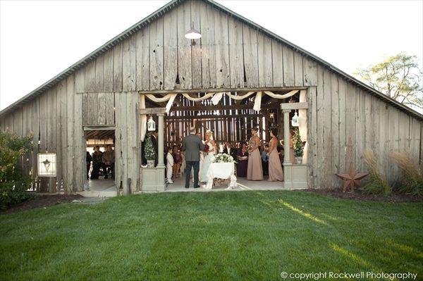 The Farmhouse Weddings