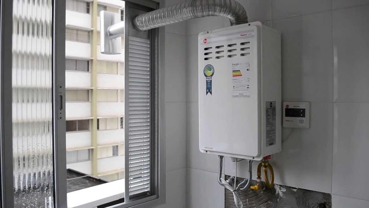 9 dicas para escolher aquecedor de água a gás | Aquecedores de ...