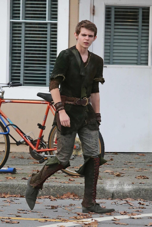 Peter Pan/Robbie Kay/OUAT/Once Upon A Time
