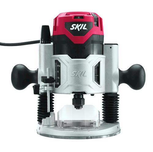 Skil 2 Hp Plunge Base Router At Menards 99 00 Plunge Router Delta Power Tools Skil