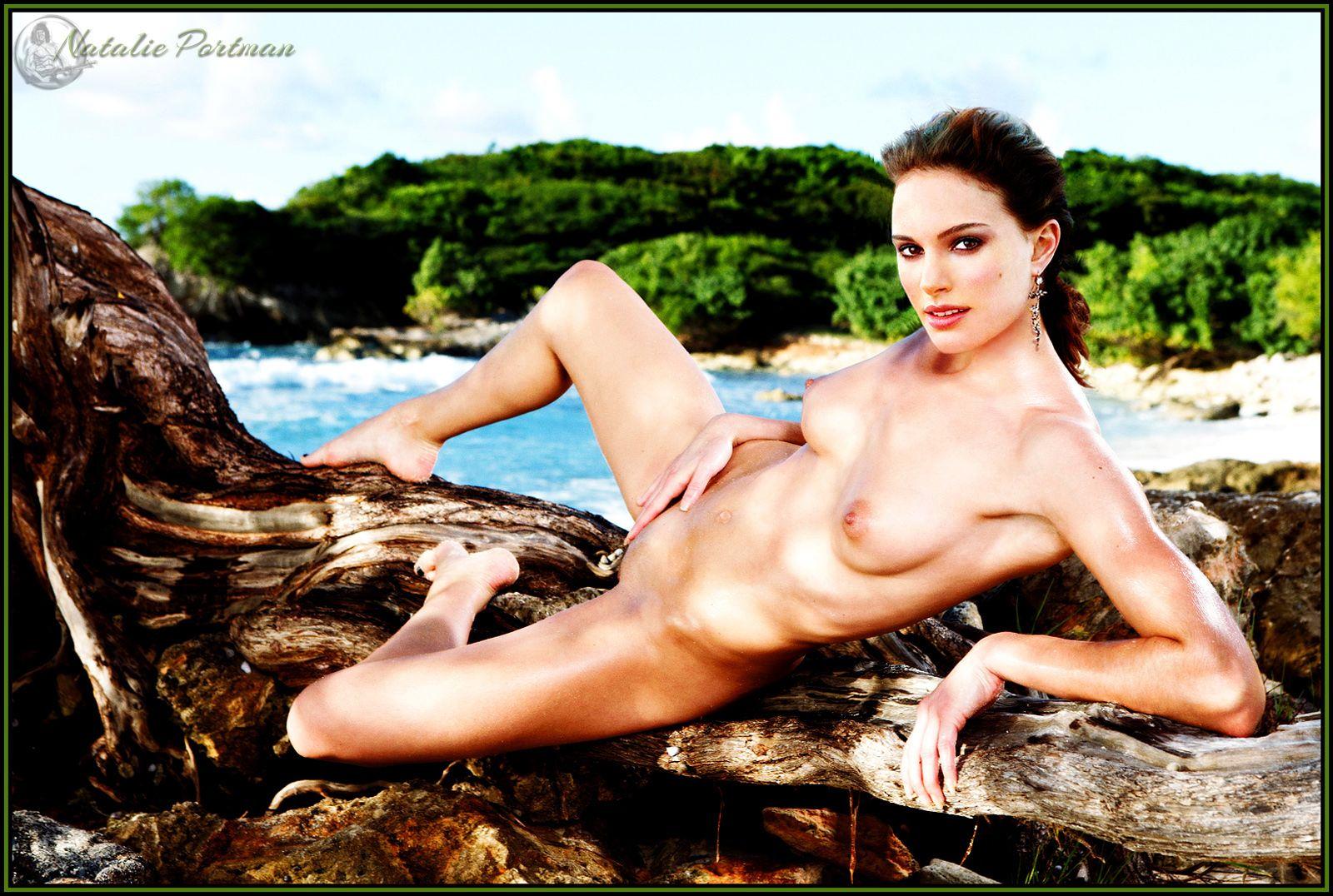 tumblr Natalie fake portman nude