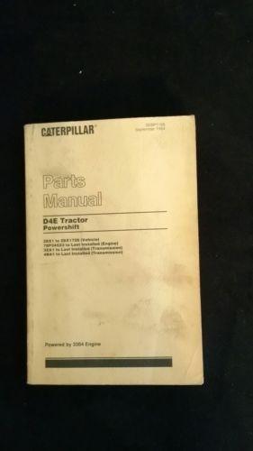 Available on Ebay #ebay Caterpillar Cat D4E Powershift