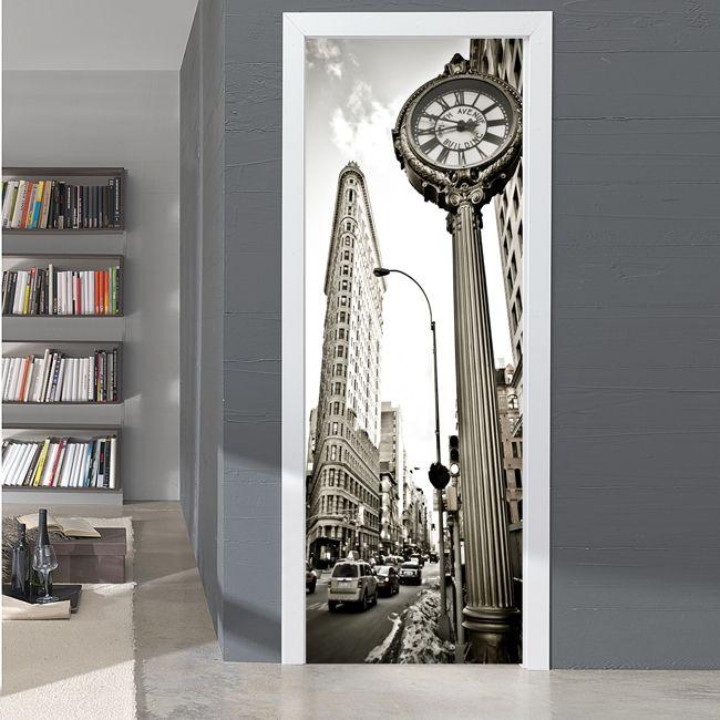 650 650 vinilo para puertas vinilos y murales decorativos pinterest - Puertas con vinilo ...