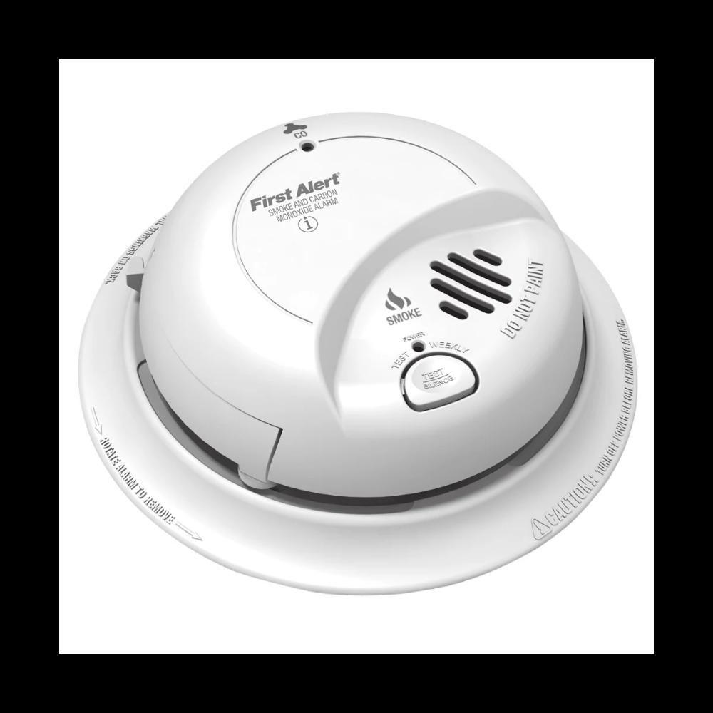 First Alert Sc9120b Build Com In 2020 Smoke Alarms Carbon Monoxide Alarms Battery Backup