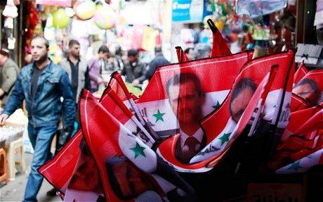 إيران تزود نظام الأسد بمواد قاتلة لإخماد الثورة.  واشنطن - مارك هوزنبول (رويترز)  24مارس2012 :   قال مسؤولون أمنيون أمريكيون وأوروبيون إن إيران تقدم مساعدة كبيرة للرئيس السوري بشار الأسد لمساعدته في قمع الاحتجاجات المناهضة لحكمه وتتراوح من أجهزة مراقبة عالية التقنية إلى بنادق وذخيرة. وقال المسئولون ان المساعدة الفنية التي تقدمها طهران لقوات الأمن التابعة للأسد تشمل أجهزة مراقبة الكترونية وتكنولوجيا مصممة لإعاقة جهود المحتجين في التواصل عبر وسائل الإعلام الاجتماعية وطائرات إيرانية بدون…