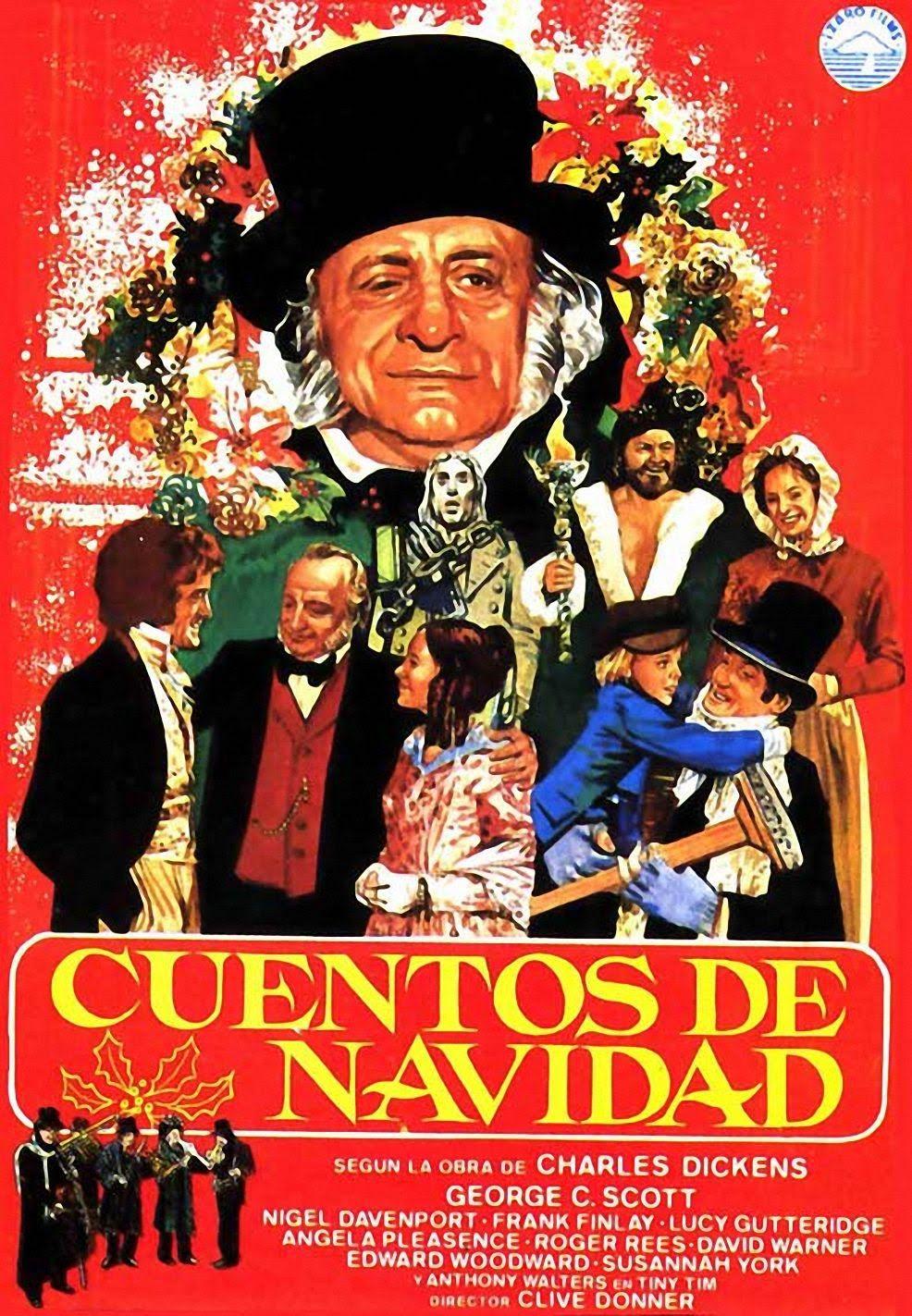 Un Cuento De Navidad A Christmas Carol (Película Completa En Español/L...   peliculas   Un ...
