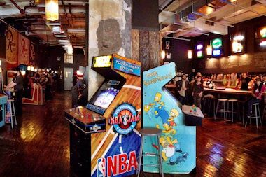 Chelsea's Barcade Opening With Old-School Arcade Games and Craft Beer - Chelsea - DNAinfo.com New York