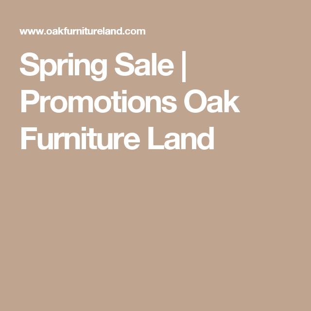 Spring Sale   Promotions Oak Furniture Land
