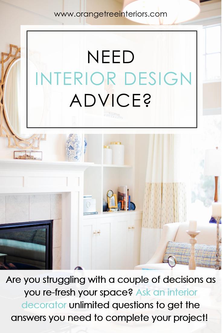 Design Advice Interior Design Advice Home Decor Interior