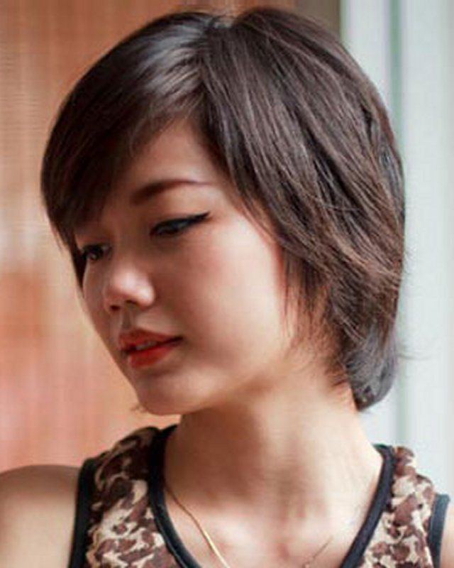boyish cuts for round faces - Google Search | hairstyles ...