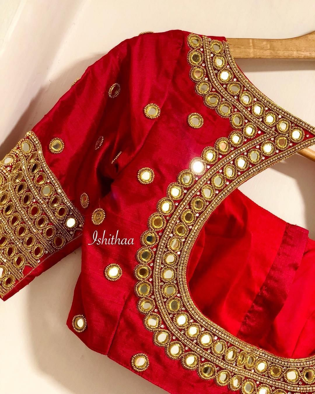 The Best Chennai Bridal Blouse Designers Just For You